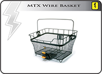 Topeak Wire Basket